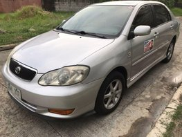Selling 2nd Hand Toyota Corolla Altis 2003 in Quezon City