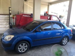 Kia Rio 2008 Manual Gasoline for sale in Cabanatuan