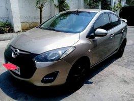 Selling 2nd Hand Mazda 2 2014 Manual Gasoline at 44000 km in Las Piñas