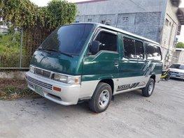 2nd Hand Nissan Urvan Escapade 2002 for sale in Quezon City