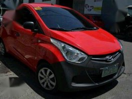 2nd Hand Hyundai Eon 2013 at 40000 km for sale in Quezon City