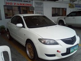 Selling 2nd Hand Mazda 3 2006 in Quezon City
