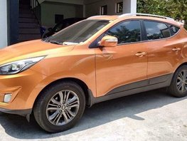 2nd Hand Hyundai Tucson 2014 Automatic Diesel for sale in Parañaque