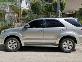Sell Toyota Fortuner 2009 at 60000 km in Cebu City