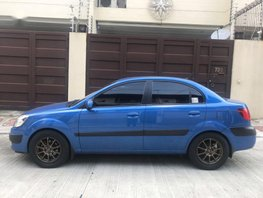 2nd Hand Kia Rio 2008 Manual Gasoline for sale in Quezon City