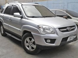 Selling Kia Sportage 2010 Automatic Diesel in Mandaue