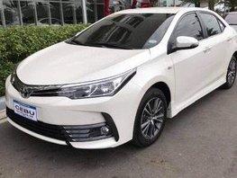 Selling Toyota Corolla Altis 2017 at 9000 km in Cebu City