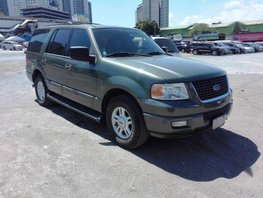 Selling 2nd Hand Ford Expedition 2004 Automatic Gasoline in Pasig