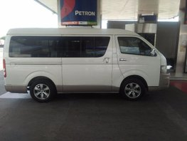 2nd Hand Toyota Hiace 2005 Van for sale in Olongapo