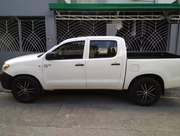 Toyota Hilux 2008 Manual Diesel for sale in Quezon City