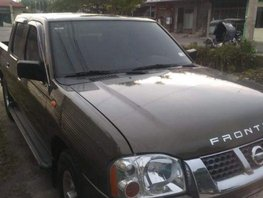 Selling 2nd Hand Nissan Frontier 2003 in Quezon City