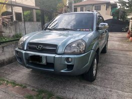 Selling Hyundai Tucson 2007 Automatic Gasoline in Parañaque