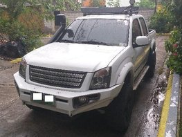 Sell 2nd Hand 2009 Isuzu D-Max Automatic Diesel at 143719 km in Bacoor
