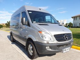 2nd Hand Mercedes-Benz Sprinter 2010 Automatic Diesel for sale in Bacoor