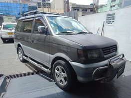 Selling 2nd Hand Mitsubishi Adventure 1998 in Baguio