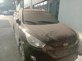 Hyundai Tucson 2012 Automatic Gasoline for sale in Parañaque