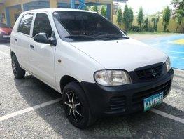 Selling 2nd Hand Suzuki Alto 2012 Manual Gasoline at 70000 km in Muntinlupa