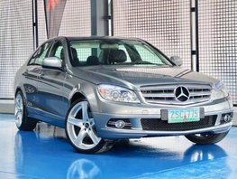 Selling Mercedes-Benz C200 2009 at 37000 km in Quezon City