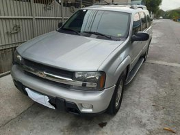 Selling Chevrolet Trailblazer 2005 Automatic Gasoline in Muntinlupa