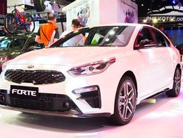 Kia Forte 2019 Philippines Review: Many new features that you can't resist