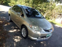 Sell 2nd Hand 2005 Honda City Automatic Gasoline at 130000 km in San Pedro