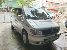 2nd Hand Mercedes-Benz Vito 2002 for sale in Manila