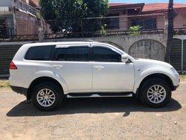 Selling Mitsubishi Montero Sport 2013 Automatic Diesel in Cebu City
