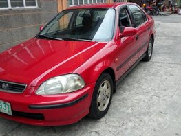2nd Hand Honda Civic 1998 for sale in Caloocan