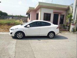 Selling Mazda 2 2014 Manual Gasoline in Las Piñas