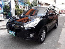 Sell 2nd Hand 2012 Hyundai Tucson Automatic Diesel at 52000 km in Caloocan