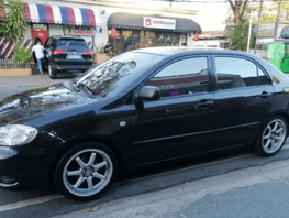 Selling Used Toyota Altis 2007 in Las Pinas
