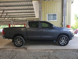 Selling Toyota Hilux 2016 at 40967 km in Quezon City