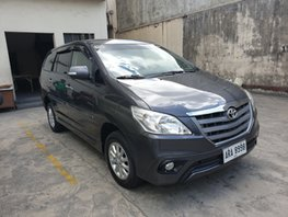 Sell Toyota Innova 2015 Diesel Automatic in Quezon City