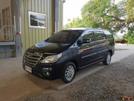 Selling Toyota Innova 2016 Diesel Manual in Quezon City