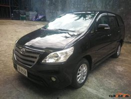 Sell 2nd Hand Toyota Innova 2016 Diesel Automatic in Quezon City