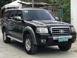 Sell 2008 Ford Everest Diesel Automatic in Cebu City