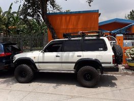Selling 2nd Hand Toyota Land Cruiser 1997 Automatic Diesel at 130000 km in Antipolo