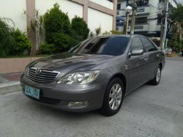 2nd Hand Toyota Camry 2003 Automatic Gasoline for sale in Quezon City
