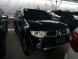 Black Mitsubishi Montero Sport 2012 for sale