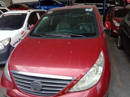 Sell 2nd Hand 2015 Tata Vista Manual Diesel at 40609 km in Quezon City