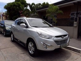 Selling Hyundai Tucson 2011 Automatic Gasoline in Parañaque