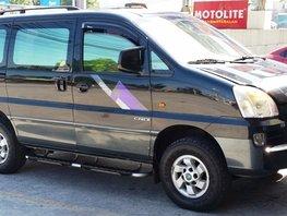 Selling Black 2005 Hyundai Starex Diesel Automatic