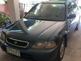 2nd Hand Honda City 1998 Manual Gasoline for sale in Angeles