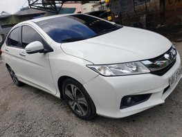 Selling Honda City 2016 Automatic Gasoline in Baguio