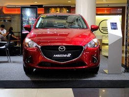 Selling Brand New Mazda 2 2019 Sedan in Mandaluyong