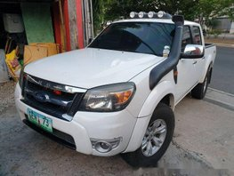 Selling White Ford Ranger 2010 Automatic Diesel in Manila