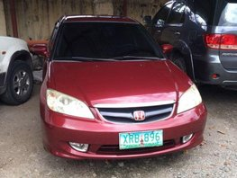 Selling Used Honda Civic 2005 in Caloocan