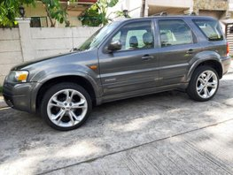 Ford Escape 2006 Automatic Gasoline for sale in Parañaque