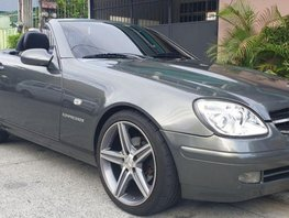 Mercedes-Benz Slk-Class 1997 Automatic Gasoline for sale