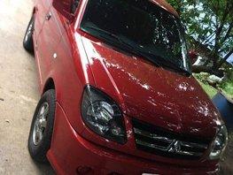 Selling Mitsubishi Adventure 2018 Manual Diesel in Marikina
